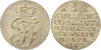 Schilling 1789 Mecklenburg-Schwerin Friedrich Franz I. 1785-1837. Winz.... 15,00 EUR  zzgl. 4,00 EUR Versand