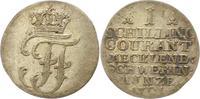 Schilling 1791 Mecklenburg-Schwerin Friedrich Franz I. 1785-1837. Min. ... 17,00 EUR  zzgl. 4,00 EUR Versand