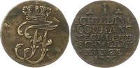 Schilling 1791 Mecklenburg-Schwerin Friedrich Franz I. 1785-1837. Knapp... 15,00 EUR  zzgl. 4,00 EUR Versand
