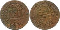 6 Pfennig 1676 Paderborn, Bistum Ferdinand II. von Fürstenberg 1661-168... 9,00 EUR  zzgl. 4,00 EUR Versand