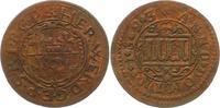 4 Pfennig 1693 Paderborn, Bistum Hermann Werner von Metternich 1683-170... 15,00 EUR  zzgl. 4,00 EUR Versand