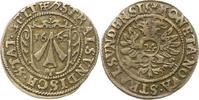 1/24 Taler 1662 Pommern-Stralsund, Stadt  Sehr schön +  125,00 EUR  zzgl. 4,00 EUR Versand
