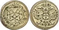 Kreuzer 1754 Regensburg-Stadt  Vorzüglich - Stempelglanz  32,00 EUR  zzgl. 4,00 EUR Versand
