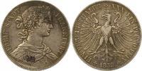 Taler 1859 Frankfurt-Stadt  Sehr schön  48,00 EUR  zzgl. 4,00 EUR Versand