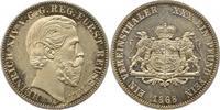 Taler 1868 Reuss-jüngere Linie zu Schleiz Heinrich XIV 1867-1913. Schön... 595,00 EUR kostenloser Versand