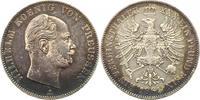 Taler 1861  A Brandenburg-Preußen Wilhelm I. 1861-1888. Leichte Haarlin... 65,00 EUR  zzgl. 4,00 EUR Versand