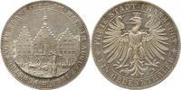 Taler 1863 Frankfurt-Stadt  Fast vorzüglich  195,00 EUR  zzgl. 4,00 EUR Versand