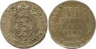 1/6 Taler 1769 Paderborn, Bistum Wilhelm Anton von Asseburg 1763-1782. ... 18,00 EUR  zzgl. 4,00 EUR Versand