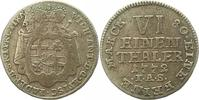 1/6 Taler 1772 Paderborn, Bistum Wilhelm Anton von Asseburg 1763-1782. ... 30,00 EUR  zzgl. 4,00 EUR Versand