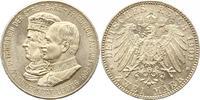 2 Mark 1909 Sachsen Friedrich August III. 1904-1918. Prachtexemplar. Fa... 95,00 EUR  zzgl. 4,00 EUR Versand