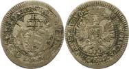 4 Kreuzer 1755 Nürnberg-Stadt  Sehr schön  30,00 EUR  zzgl. 4,00 EUR Versand