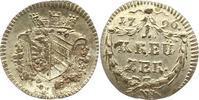 Kreuzer 1796 Nürnberg-Stadt  Minimal angeostete Walze, vorzüglich +  32,00 EUR  zzgl. 4,00 EUR Versand
