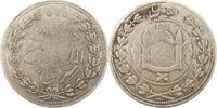 Afghanistan Fünf Rupien 1 Habibullah 1901 - 1919.