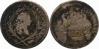 20 Kreuzer 1764  S Brandenburg-Ansbach Alexander 1757-1791. Schön  15,00 EUR  zzgl. 4,00 EUR Versand