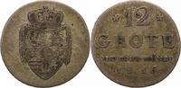 12 Grote 1816 Oldenburg Peter Friedrich Wilhelm 1785-1823. Fast sehr sc... 55,00 EUR  zzgl. 4,00 EUR Versand