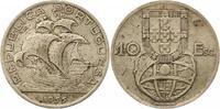 10 Escudos 1955 Portugal Republik seit 1910. Vorzüglich  15,00 EUR  zzgl. 4,00 EUR Versand