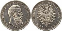 2 Mark 1888  A Preußen Friedrich III. 1888. Winz. Schrötlingsfehler, Kr... 65,00 EUR  zzgl. 4,00 EUR Versand