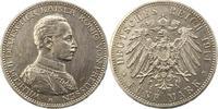 5 Mark 1914  A Preußen Wilhelm II. 1888-1918. Gereinigt, sehr schön  26,00 EUR  zzgl. 4,00 EUR Versand