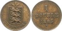 1 Double 1885 Großbritannien-Guernsey Guernsey 1000 - 2100. Sehr schön ... 15,00 EUR  zzgl. 4,00 EUR Versand