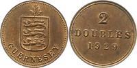 2 Doubles 1929 Großbritannien-Guernsey Guernsey 1000 - 2100. Vorzüglich... 18,00 EUR  zzgl. 4,00 EUR Versand