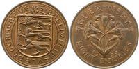 8 Doubles 1956 Großbritannien-Guernsey Guernsey 1000 - 2100. Vorzüglich... 16,00 EUR  zzgl. 4,00 EUR Versand