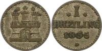 Dreiling 1855 Hamburg, Stadt  Sehr schön  9,00 EUR  zzgl. 4,00 EUR Versand