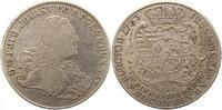 Taler 1763 Sachsen-Albertinische Linie Friedrich Christian 1763. Fast s... 275,00 EUR kostenloser Versand