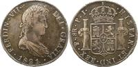 8 Reales 1822  PJ Bolivien Ferdinand VII. 1808-1825. Schöne Patina. Seh... 125,00 EUR  zzgl. 4,00 EUR Versand