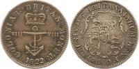 1/8 Dollar 1822 Britisch West Indien Georg IV 1820-1830. Sehr schön  38,00 EUR  zzgl. 4,00 EUR Versand