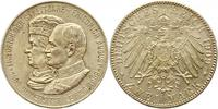 2 Mark 1909 Sachsen Friedrich August III. 1904-1918. Fast Stempelglanz  85,00 EUR  zzgl. 4,00 EUR Versand