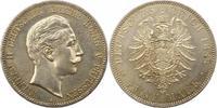 5 Mark 1888  A Preußen Wilhelm II. 1888-1918. Prachtexemplar. Fast Stem... 1450,00 EUR kostenloser Versand
