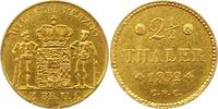 2 1/2 Taler 1832 Braunschweig-Wolfenbüttel Wilhelm 1831-1884. Üblicher ... 725,00 EUR kostenloser Versand