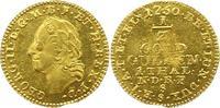1/2 Goldgulden 1 Taler Gold 1750  S Braunschweig-Calenberg-Hannover Geo... 775,00 EUR kostenloser Versand