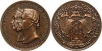 Bronzemedaille 1892 Sachsen-Coburg-Gotha Ernst II. 1844-1893. Sehr schö... 125,00 EUR  zzgl. 4,00 EUR Versand