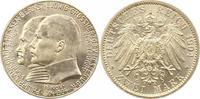 2 Mark 1904 Hessen Ernst Ludwig 1892-1918. Vorzüglich - Stempelglanz  75,00 EUR  zzgl. 4,00 EUR Versand