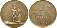 Silbermedaille 1797 Sachsen-Albertinische Linie Friedrich August III. 1... 85,00 EUR  zzgl. 4,00 EUR Versand