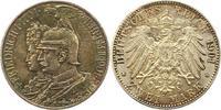 2 Mark 1901 Preußen Wilhelm II. 1888-1918. Schöne Patina. Fast Stempelg... 22,00 EUR  zzgl. 4,00 EUR Versand