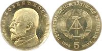 5 Mark 1968 Deutsche Demokratische Republik  Vorzüglich - Stempelglanz  10,00 EUR  zzgl. 4,00 EUR Versand
