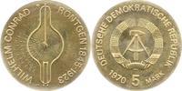 5 Mark 1970 Deutsche Demokratische Republik  Fast Stempelglanz  10,00 EUR  zzgl. 4,00 EUR Versand