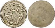 Einseitiger Pfennig 1791 Nürnberg-Stadt  Vorzüglich - Stempelglanz  20,00 EUR  zzgl. 4,00 EUR Versand