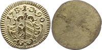 Einseitiger Pfennig 1790 Nürnberg-Stadt  Vorzüglich +  20,00 EUR  zzgl. 4,00 EUR Versand