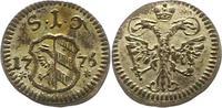 Pfennig 1776 Nürnberg-Stadt  Vorzüglich +  22,00 EUR  zzgl. 4,00 EUR Versand