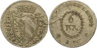 6 Kreuzer 1806 Nürnberg-Stadt  Schrötlingsriss, fast sehr schön  32,00 EUR  zzgl. 4,00 EUR Versand