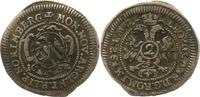 2 Kreuzer 1694 Nürnberg-Stadt  Sehr schön  42,00 EUR  zzgl. 4,00 EUR Versand