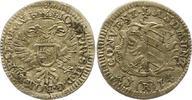 Landmünze zu 3 Krezern 1 1774 Nürnberg-Stadt  Sehr schön  34,00 EUR  zzgl. 4,00 EUR Versand