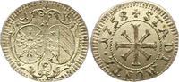 Kreuzer 1758 Nürnberg-Stadt  Vorzüglich - Stempelglanz  65,00 EUR  zzgl. 4,00 EUR Versand