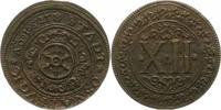 12 Pfennig 1615 Osnabrück-Stadt  Vorzüglich +  95,00 EUR  zzgl. 4,00 EUR Versand