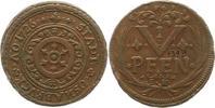 5 Pfennig 1726 Osnabrück-Stadt  Tuscheziffer, sehr schön  32,00 EUR  zzgl. 4,00 EUR Versand