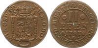 2 Pfennig 1787 Corvey Theodor von Brabeck 1776-1794. Sehr schön - vorzü... 42,00 EUR  zzgl. 4,00 EUR Versand