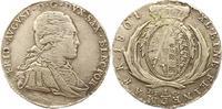 1/3 Taler 1801 Sachsen-Albertinische Linie Friedrich August III. 1763-1... 15,00 EUR  zzgl. 4,00 EUR Versand